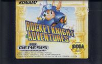 Video Game: Rocket Knight Adventures