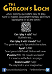 Board Game: The Gorgon's Loch