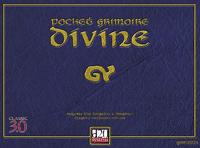 RPG Item: Pocket Grimoire Divine