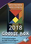 Board Game: Deutscher Spielepreis 2018 Goodie Box