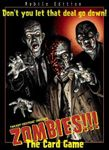 Board Game: Zombies!!! The Card Game
