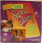 Board Game: Girl Talk Secret Diary