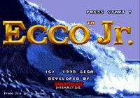 Video Game: Ecco Jr.
