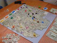 Board Game: Stephenson's Rocket