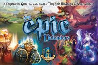 Board Game: Tiny Epic Defenders (Second Edition)