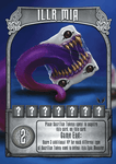 Board Game: Champions of Midgard: Illr Mia Monster Promo Card