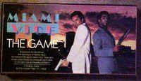 Board Game: Miami Vice: The Game