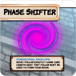 Board Game: Dungeon Drop: Phase Shifter