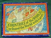 Board Game: Countries of the World