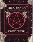 RPG Item: The Arcanum
