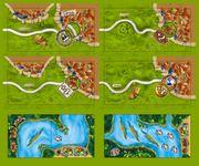 Board Game: Carcassonne: Die Märkte zu Leipzig