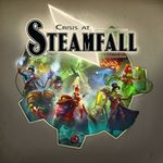 Board Game: Crisis at Steamfall