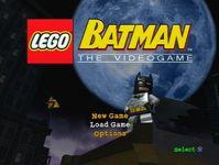 Video Game: LEGO Batman: The Videogame