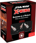 Board Game: Star Wars: X-Wing (Second Edition) – Guardians of the Republic Squadron Pack