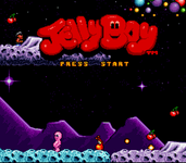 Video Game: Jelly Boy