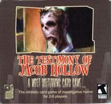 Board Game: The Testimony of Jacob Hollow