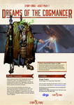 RPG Item: StoryForge: Asset Pack 07: Dreams of the Cogmancer