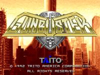 Video Game: Gunbuster