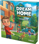 Board Game: Dream Home: 156 Sunny Street