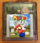 Video Game: Mario Golf (GBC)