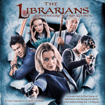 Board Game: The Librarians: Adventure Card Game
