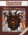 RPG Item: Wizards Presents: Worlds and Monsters