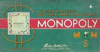 Board Game: Monopoly: Library Edition