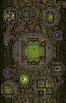 RPG Item: VTT Map Set 225: Underworld Mega-Dungeon #8