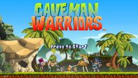 Video Game: Caveman Warriors
