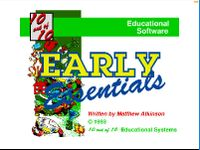 Video Game: 10 out of 10 Early Essentials