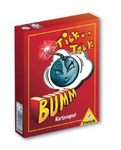 Board Game: Pass the Bomb Card Game