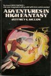 RPG Item: Adventures in High Fantasy