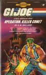 RPG Item: G.I. Joe #18: Operation: Killer Comet
