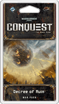 Board Game: Warhammer 40,000: Conquest – Decree of Ruin