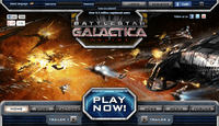 Video Game: Battlestar Galactica Online