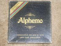 Board Game: Alphemo