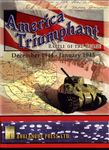 Board Game: America Triumphant: The Battle of the Bulge