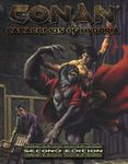 RPG Item: Catacombs of Hyboria