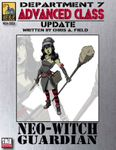 RPG Item: Neo-Witch Guardian