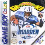 Video Game: Madden NFL 2001