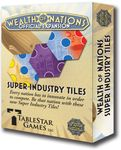 Board Game: Wealth of Nations Super Industry Tiles