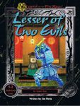 RPG Item: S-3: Lesser of Two Evils