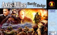 Board Game: Axis & Allies: Battle of the Bulge