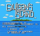 Video Game: The Adventures of Gilligan's Island