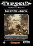 Issue: Threshold (Issue 5 - Oct 2014) Exploring Davania
