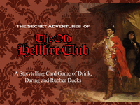Board Game: The Old Hellfire Club