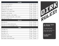 RPG Item: Dirk Rules!