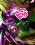 RPG Item: The Savage World of My Little Pony (Provisional Editions)
