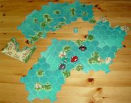 Board Game: Mississippi Queen