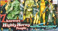 Board Game: 7 Answers of Highly Horny People